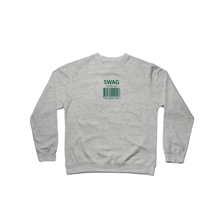 SWAG Crewneck Sweatshirt | Crewneck Sweatshirt | Bleacher Report Shop