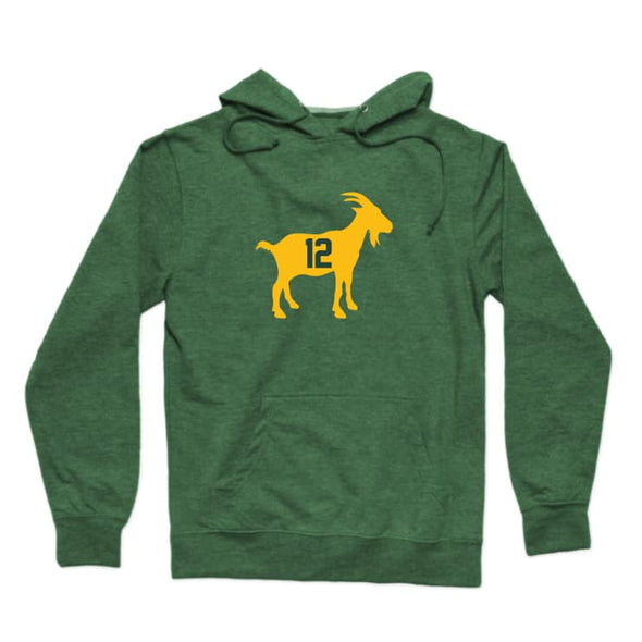 GOAT 12 Pullover Hoodie