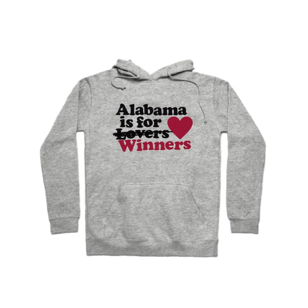 Alabama is for Winners Pullover Hoodie | Pullover Hoodie | Bleacher Report Shop