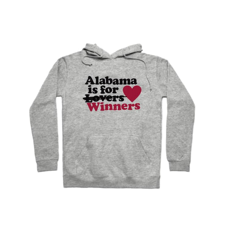 Alabama is for Winners Pullover Hoodie