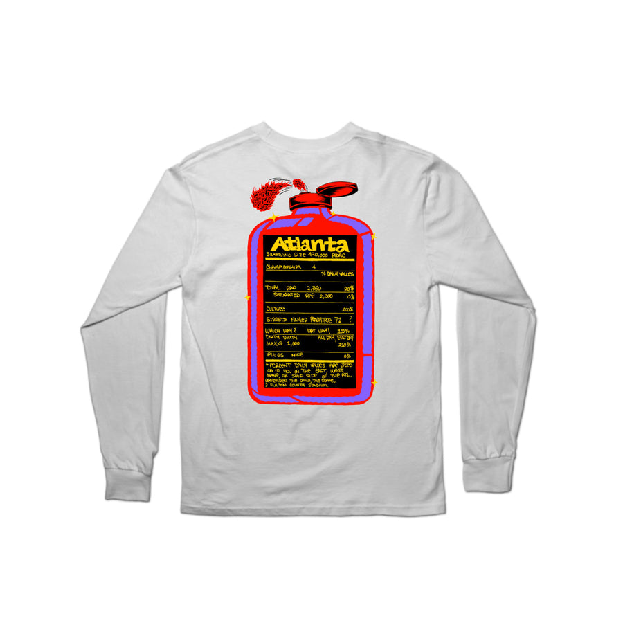 ATL BY FRKO Black Longsleeve Shirt | Longsleeve Shirt | Bleacher Report Shop