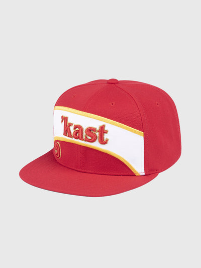 OutKast x Atlanta Hawks High Crown Snapback Hat