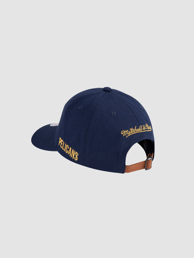 No Limit x New Orleans Pelicans Strapback Hat