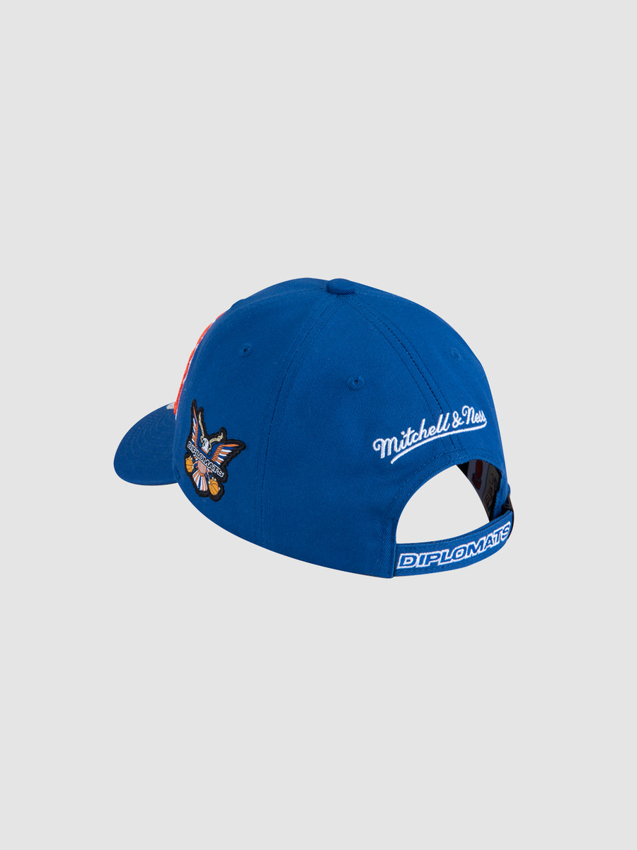 The Diplomats x New York Knicks Strapback Hat