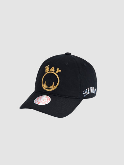E-40 X Golden State Warriors Strapback Hat