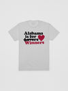 Alabama is for Winners T-Shirt | T-Shirt | Bleacher Report Shop
