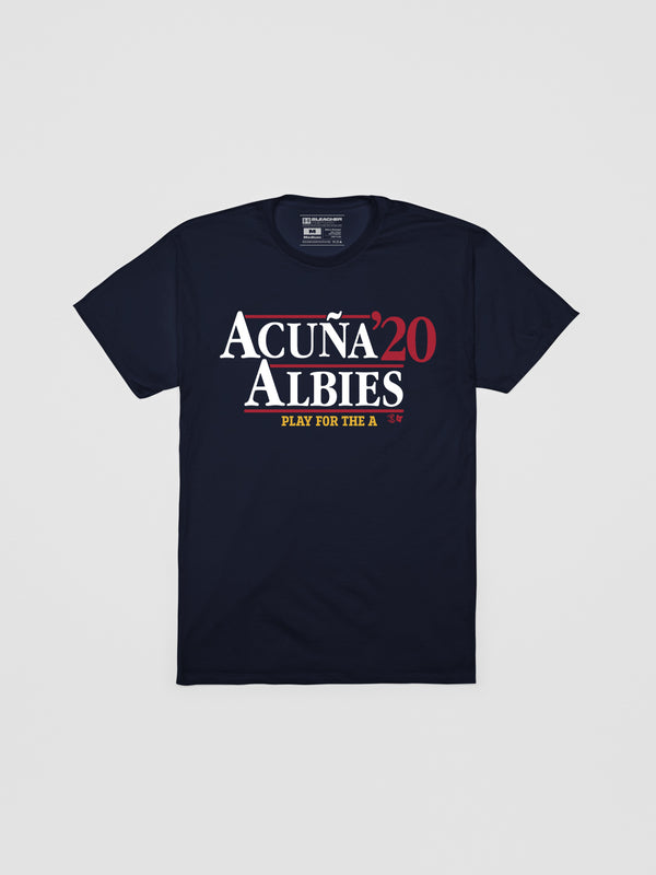 Acuna Albies 2020 T-Shirt