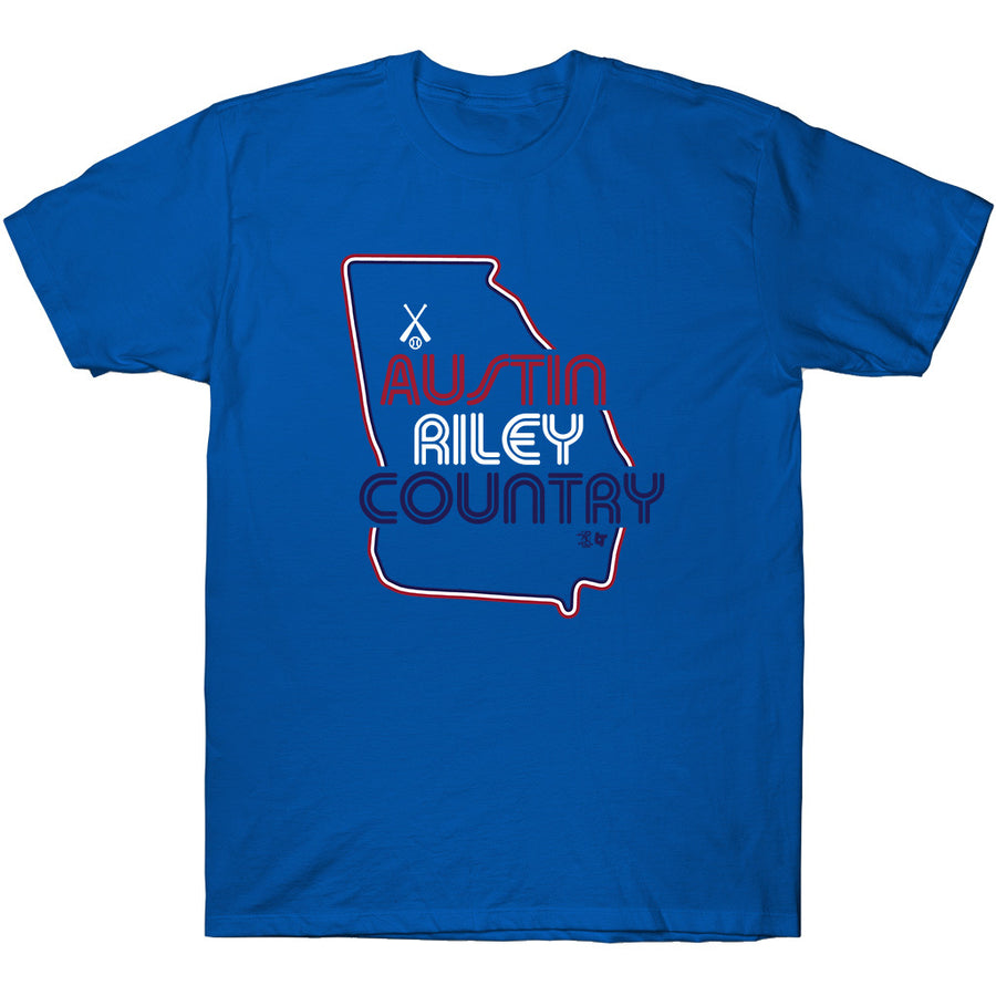 Austin Riley Country T-Shirt