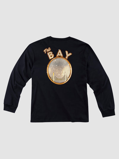 E-40 x Golden State Warriors Long Sleeve T-Shirt