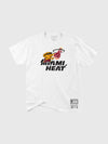 Denzel Curry x Miami Heat T-Shirt
