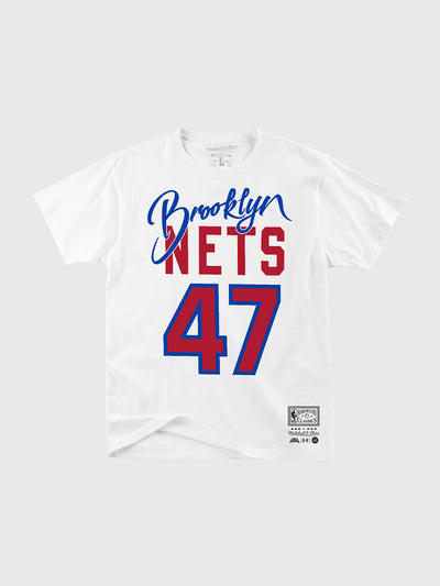 Joey Bada$$ x Brooklyn Nets T-Shirt
