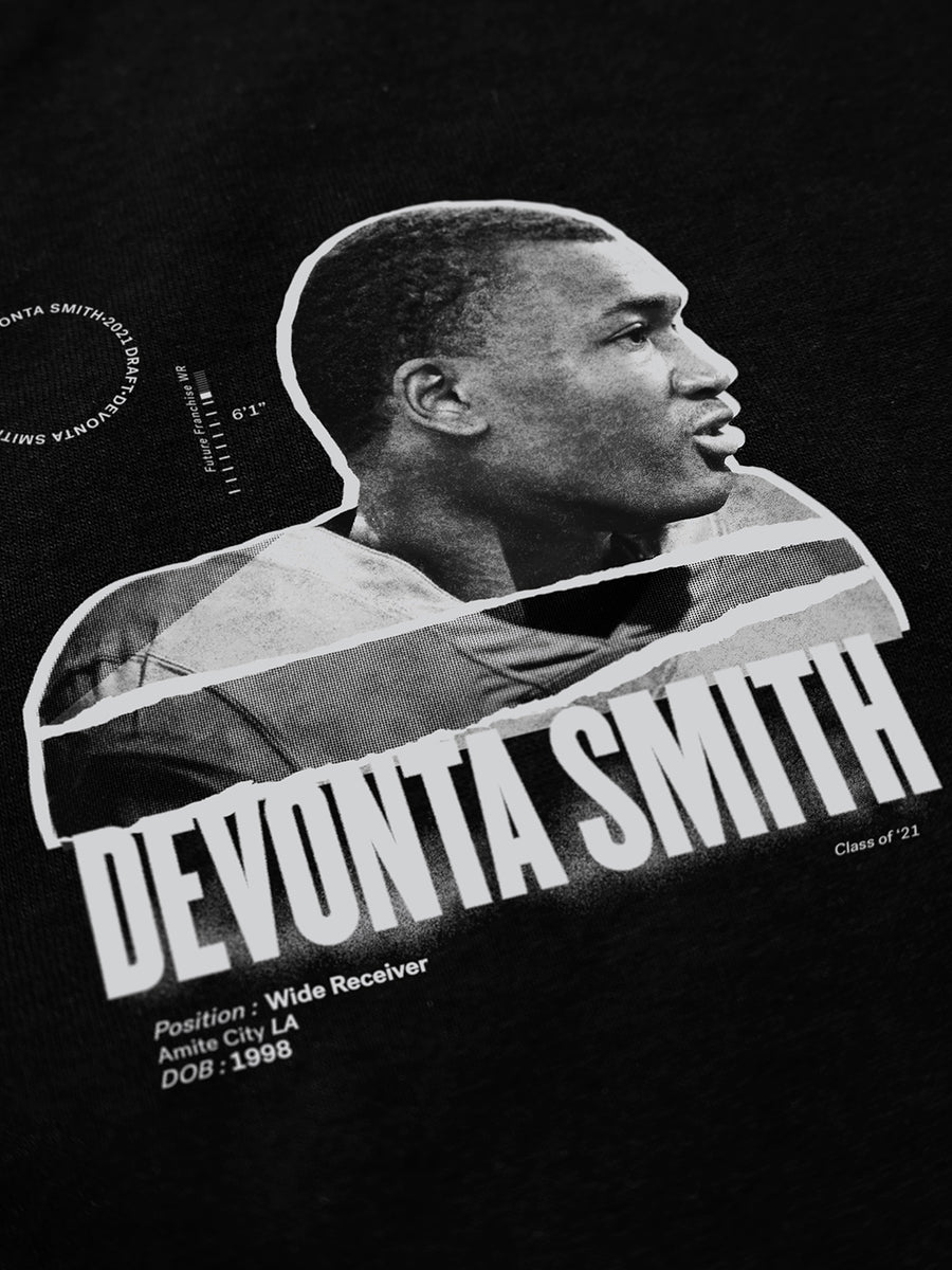 DeVonta Smith Class of '21 T-Shirt
