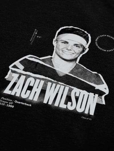 Zach Wilson Class of '21 T-Shirt