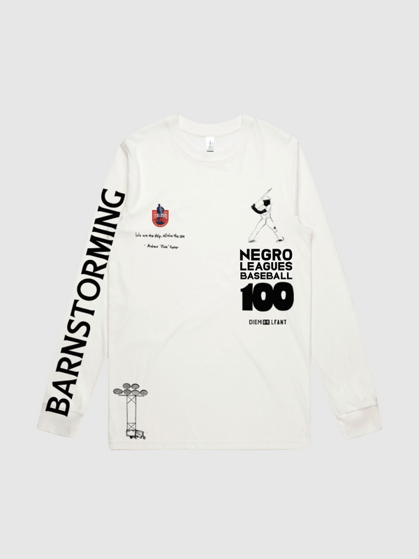 Barnstorming White Long Sleeve T-Shirt