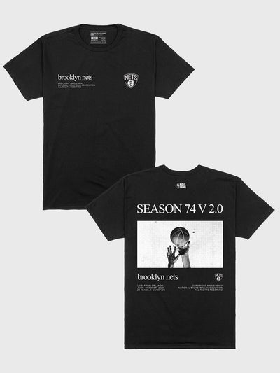 The Nets NBA Returns T-Shirt