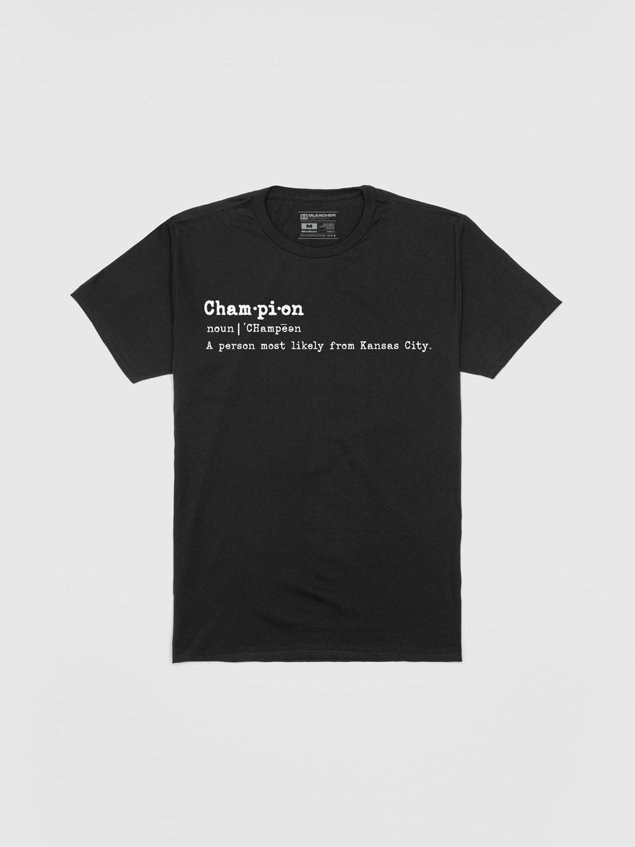 Kansas City Champion T-Shirt
