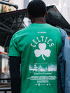 The Celtics Check The Credits T-Shirt