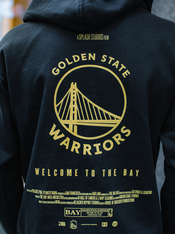 The Warriors Check The Credits Hoodie