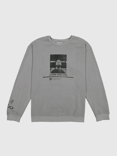 Dwyane Wade Limited Edition Crewneck | Crewneck Sweatshirt | Bleacher Report Shop