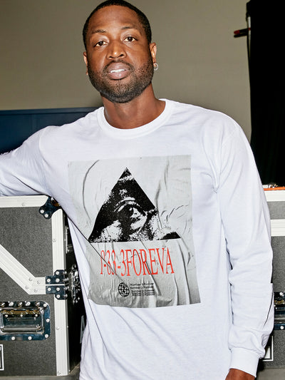 Dwyane Wade 3rd Eye Hotline Long Sleeve T-Shirt