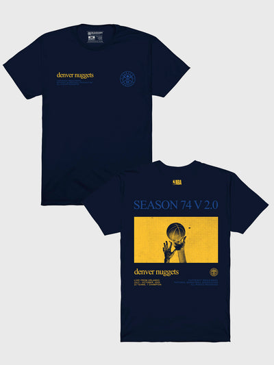 The Nuggets NBA Returns T-Shirt