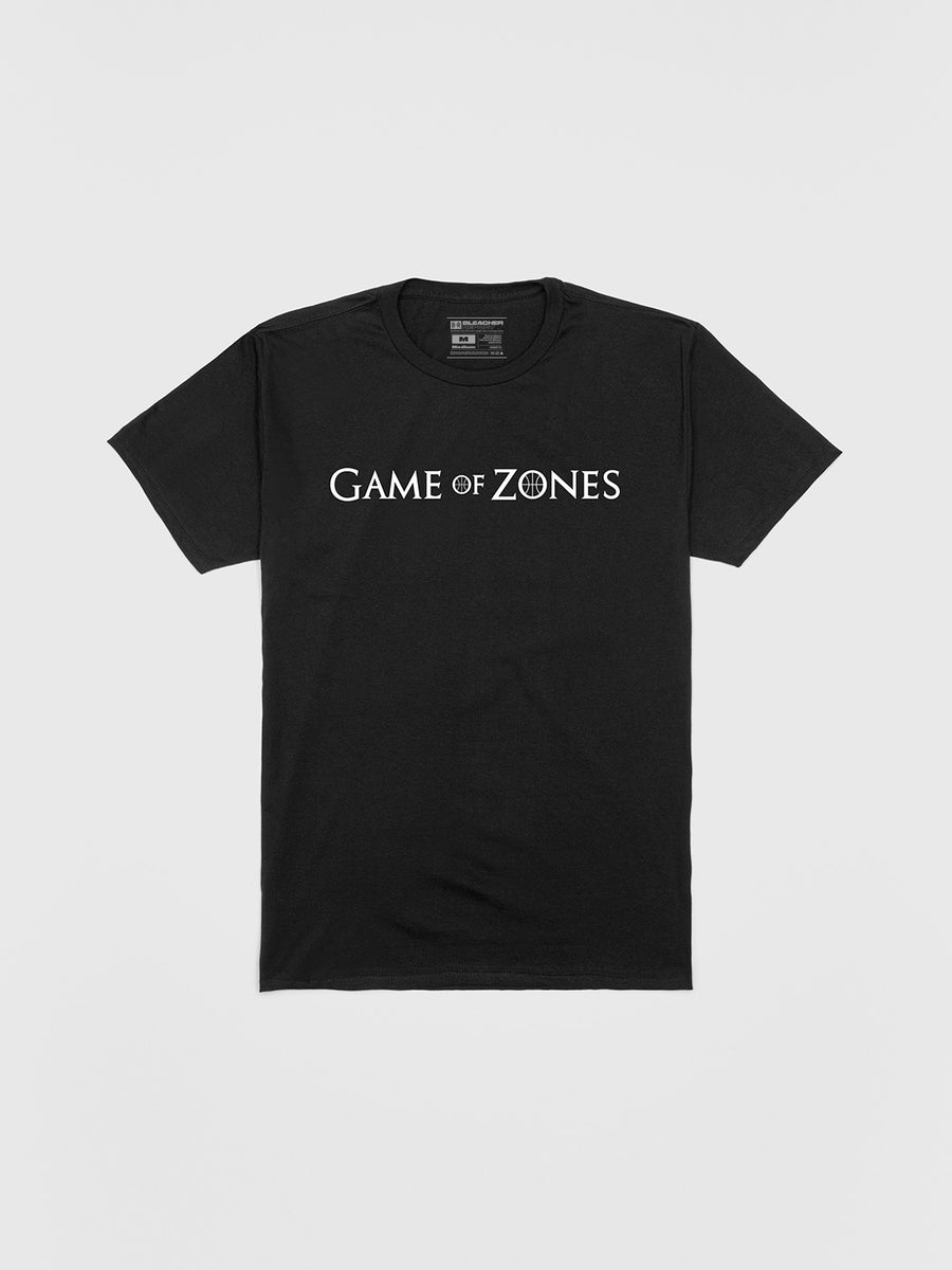 Game of Zones T-Shirt | T-Shirt | Bleacher Report Shop