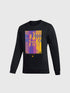 Derrick Rose Son of Chi Crewneck Sweatshirt | Bleacher Report x adidas