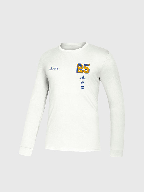 "Derrick Rose ""Son of Chi"" Long Sleeve T-Shirt 