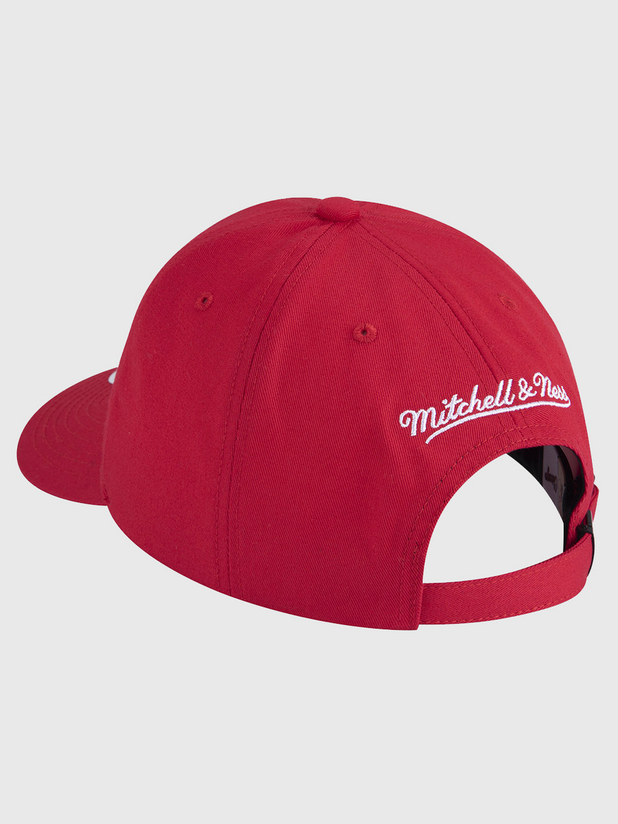 Juice WRLD x Chicago Bulls Strapback Hat