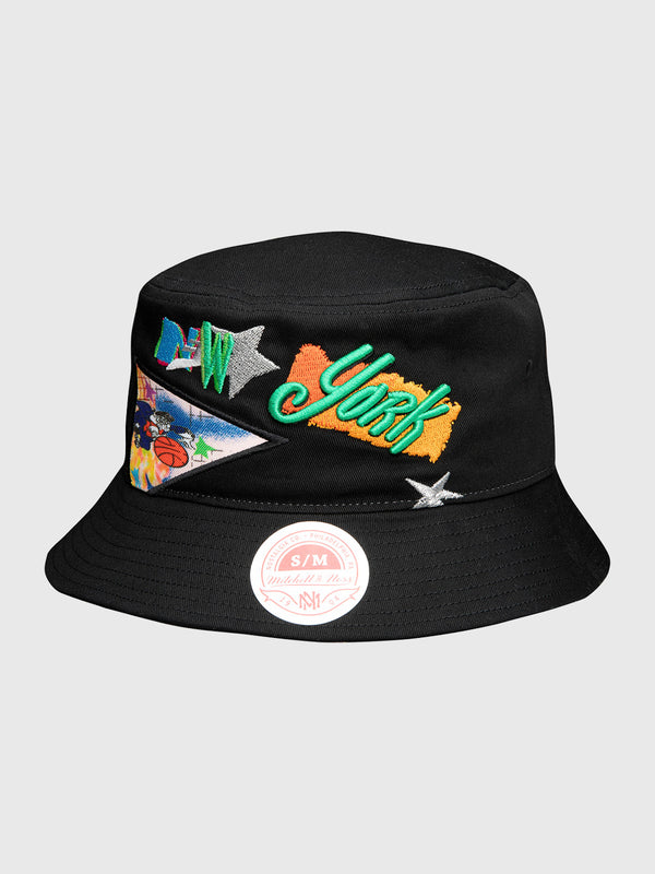 A$AP Ferg x New York Knicks Bucket Hat