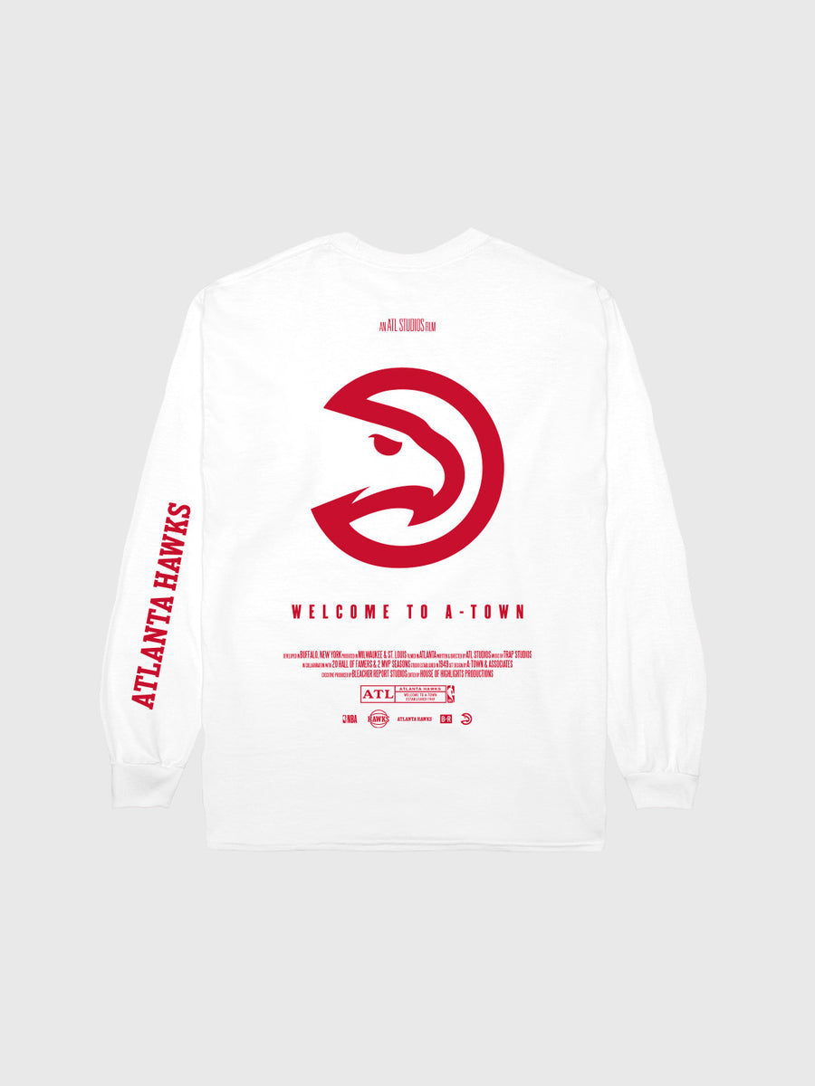 The Hawks Check The Credits Long Sleeve T-Shirt