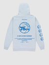 The 76ers Check The Credits Hoodie