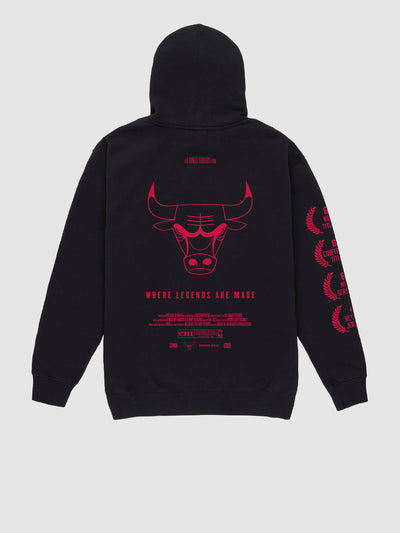 The Bulls Check The Credits Hoodie