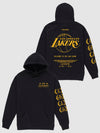 The Lakers Check The Credits Black Hoodie