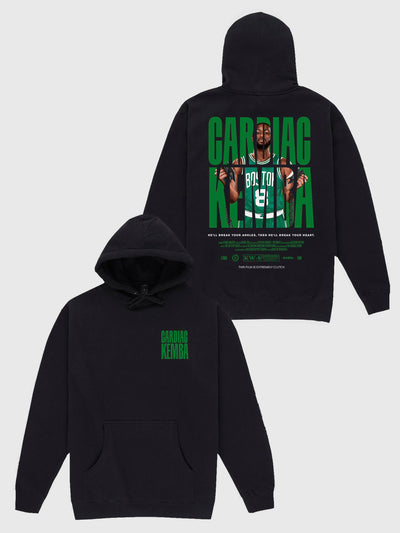 Kemba Walker Check The Credits Hoodie