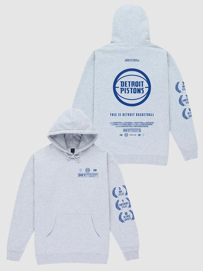 The Pistons Check The Credits Hoodie
