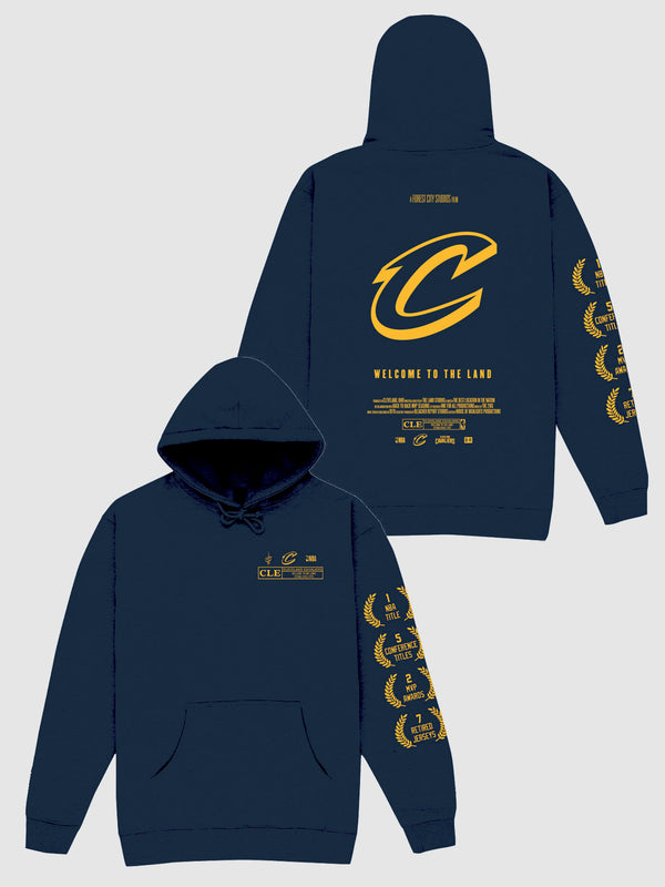 The Cavaliers Check The Credits Hoodie