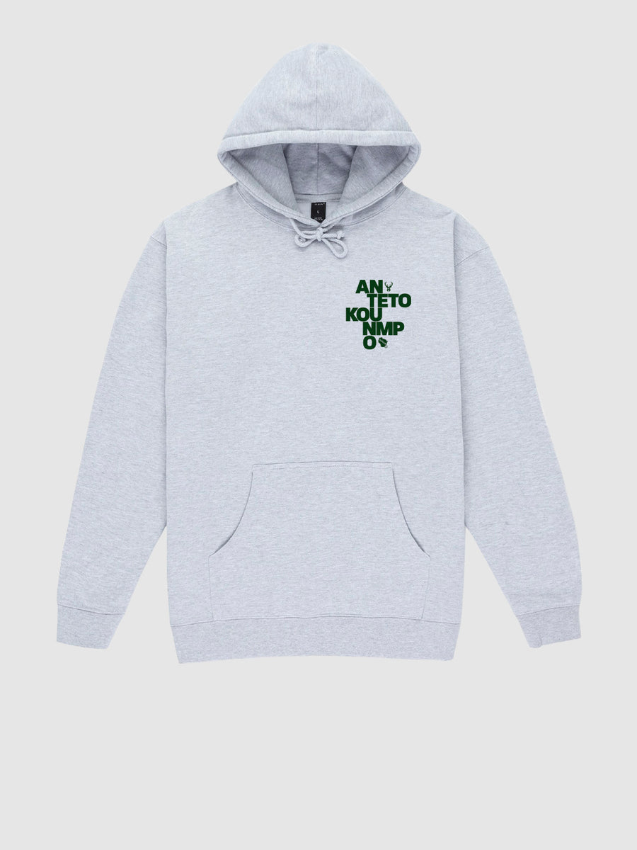 Giannis Antetokounmpo Check The Credits Hoodie
