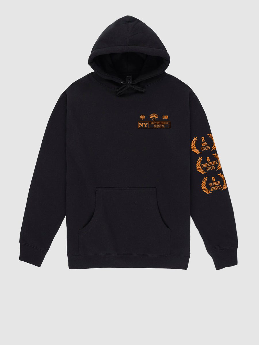 The Knicks Check The Credits Hoodie