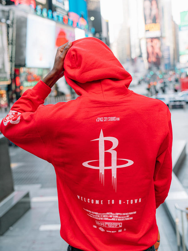 The Rockets Check The Credits Hoodie