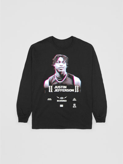 Justin Jefferson 2020 Rookie Long Sleeve T-Shirt
