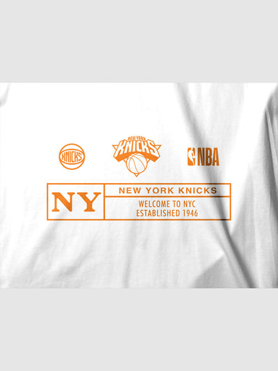 The Knicks Check The Credits Long Sleeve T-Shirt