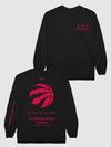 The Raptors Check The Credits Long Sleeve T-Shirt