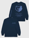 The Grizzlies Check The Credits Long Sleeve T-Shirt