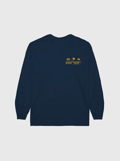 The Pacers Check The Credits Long Sleeve T-Shirt