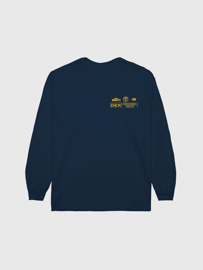 The Nuggets Check The Credits Long Sleeve T-Shirt