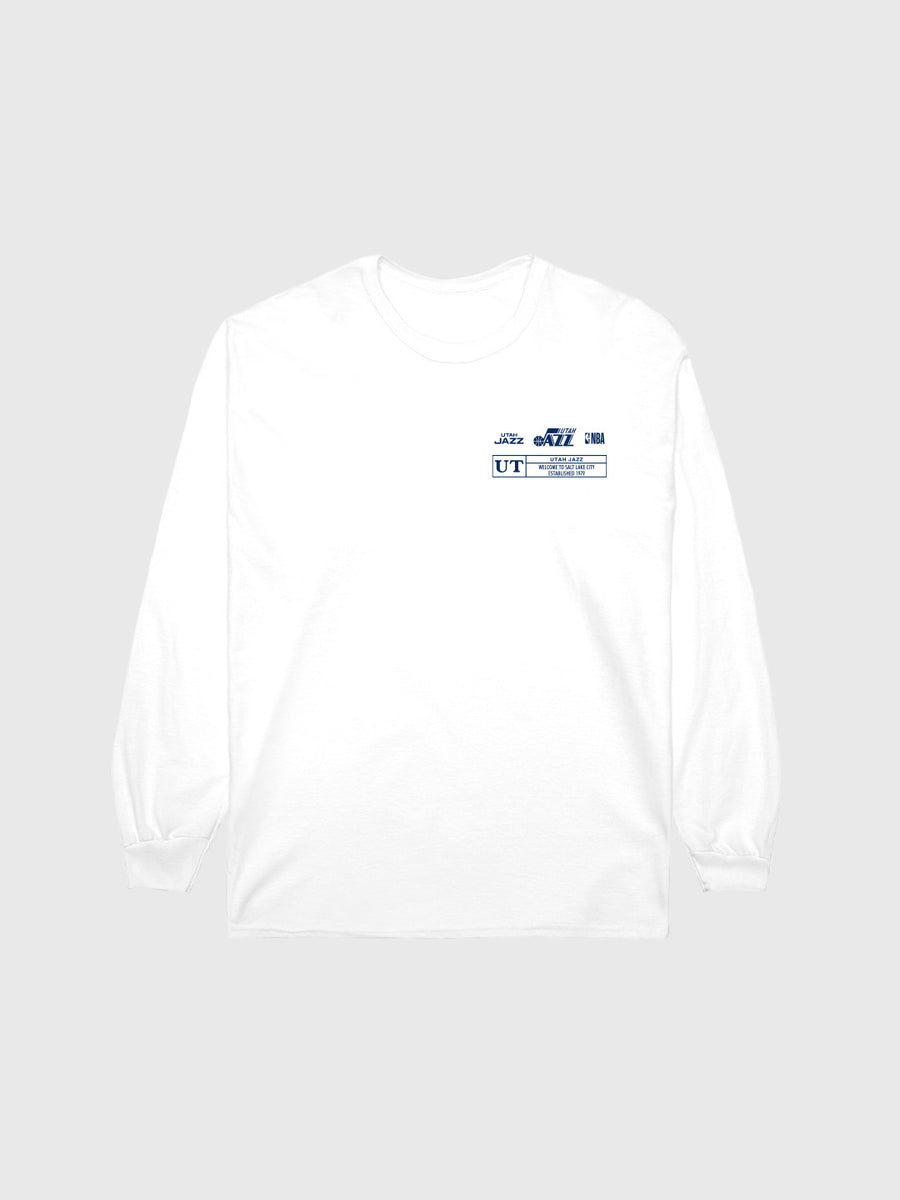 The Jazz Check The Credits Long Sleeve T-Shirt