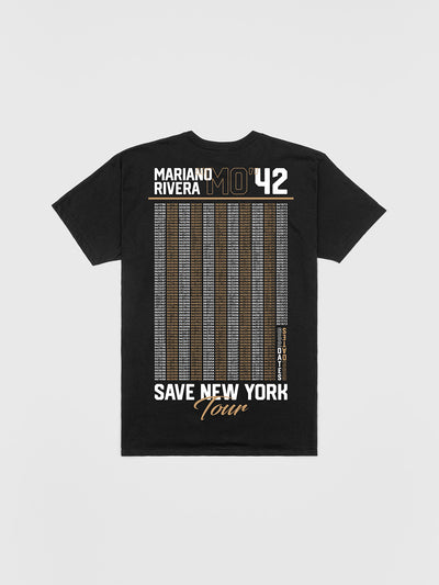 Mariano Rivera Save New York T-Shirt | T-Shirt | Bleacher Report Shop