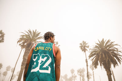 Denzel Curry x Miami Heat Swingman Jersey