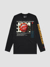NBA Jam Cover Art Long Sleeve T-Shirt